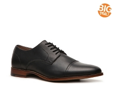 Aston Grey Ian Cap Toe Oxford