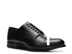 Stacy Adams Madison Box Leather Cap Toe Oxford