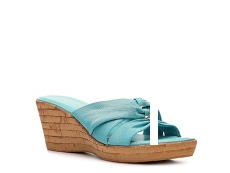 Italian Shoemakers Grayson Wedge Sandal