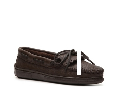 Minnetonka Moosehide Kilty Moccasin