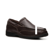 Deer Stags Bound Work Slip-On