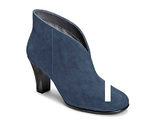A2 by Aerosoles Gold Role Bootie