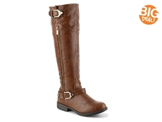Journee Collection Barb Riding Boot