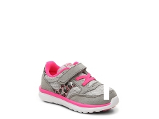 Saucony Baby Jazz Lite Girls Infant & Toddler Sneaker