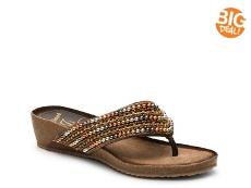 J. Renee Opuna Wedge Sandal