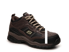 Skechers Work Relaxed Fit Canopy Composite Toe Boot