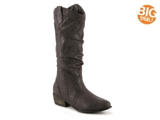 Journee Collection Drover Western Boot