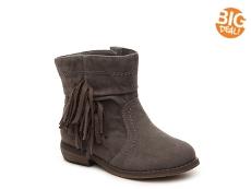 Olive & Edie Jessie Girls Toddler Western Boot
