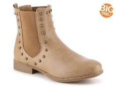 Journee Collection Bend Chelsea Boot