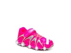 Stride Rite Leepz Girls Toddler & Youth Light-Up Running Shoe