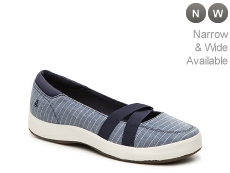 Grasshoppers Juniper Striped Sport Flat