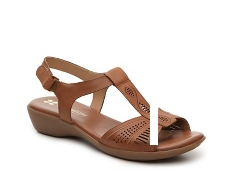 Naturalizer Network Wedge Sandal