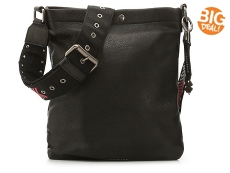 Lucky Brand Farrah Leather Crossbody Bag