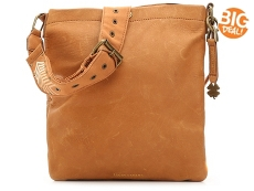 Lucky Brand Farrah Leather Crossbody Bag