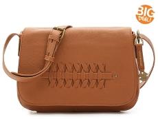 Lucky Brand Kingston Leather Crossbody Bag