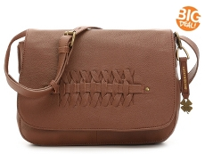Lucky Brand Kingston Leather Crossbody Bag