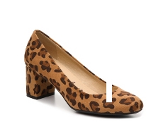 CL by Laundry Ada Leopard Pump