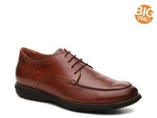 De La Rentis Leather Oxford