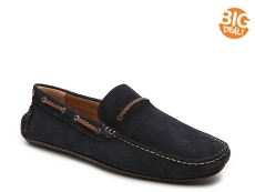 Mike Konos Leather Loafer