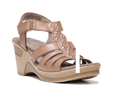 Natural Soul by Naturalizer Riddick Wedge Sandal