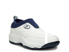 Propet Wash and Wear Slip-on Walking Shoe - Womens