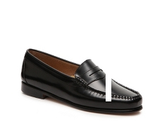 G.H. Bass & Co. Whitney Weejuns Leather Loafer