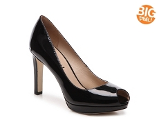 Via Spiga Brandy Platform Pump