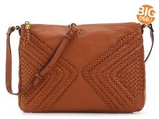 Elliott Lucca Mari Leather Crossbody Bag