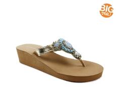 Olivia Miller Fano Wedge Sandal