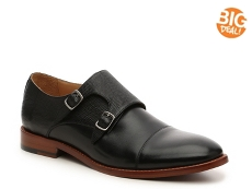 Warfield & Grand Fairfax Monk Strap Loafer