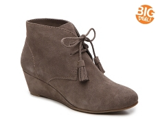 Crown Vintage Spark Wedge Bootie