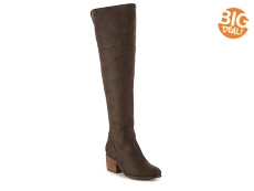 Report Fisher Over The Knee Boot
