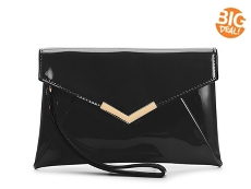 Urban Expressions Patent Wristlet