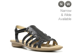 Naturalizer Whisper Flat Sandal