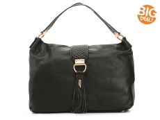 Foley + Corinna Ella Leather Hobo Bag