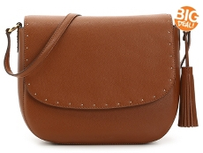 Lauren Ralph Lauren Cobden Leather Crossbody Bag