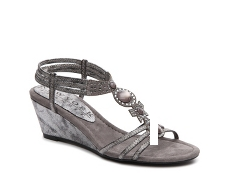 New York Transit Go Girl Wedge Sandal