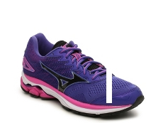 Mizuno Wave Rider 20 Lightweight Running Shoe - Womens