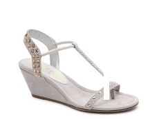 New York Transit Bright Lady Wedge Sandal