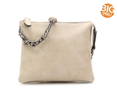 Madden Girl Nickel Crossbody Bag