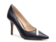 Nine West Jackpot Leather Pump
