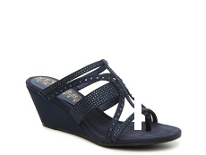 New York Transit Brightest Move Wedge Sandal