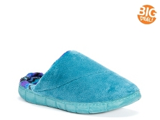 Muk Luks Fleece Scuff Slippers