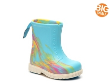 Native Sid Girls Toddler & Youth Rain Boot