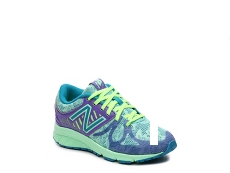 New Balance 200 Girls Toddler & Youth Running Shoe