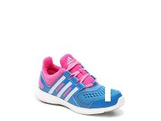 adidas Hyperfast 2.0 Girls Toddler & Youth Running Shoe