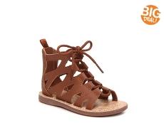 OshKosh B'gosh Priya Girls Toddler Gladiator Sandal