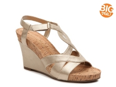 Aerosoles Wonderplush Wedge Sandal