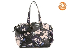 Ivanka Trump Soho Solutions Floral Leather Diaper Tote
