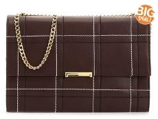 Ivanka Trump Mara Leather Crossbody Bag